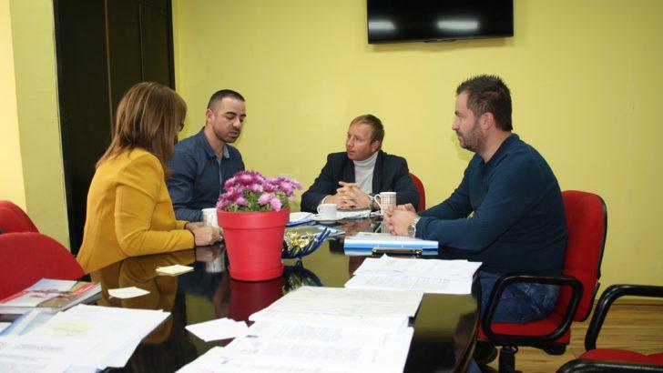Координациона средба меѓу РЦУК и општина Македонска Каменица.