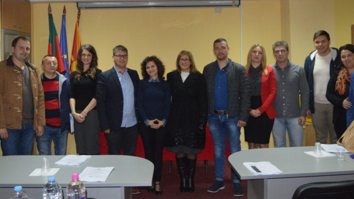 Одржана првата конститутивна седница на Советот на Општината Македонска Каменица