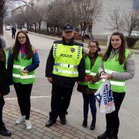 """Започна функционирањето на """"Училишна сообраќајна единица"""" во Македонска Каменица"""