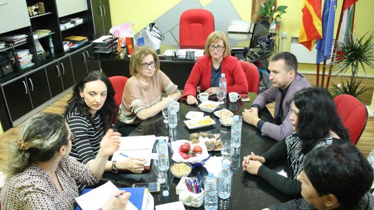 Утврдени проектите за партнерството со Белица, Бугарија