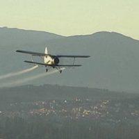 Известување за терастична и аеро дезинсекција – прскање против возрасни комарци на подрачјето на општина Македонска Каменица