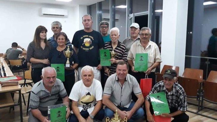 Доделени пехарите и наградите на победниците од летниот шаховски турнир во Македонска Каменица