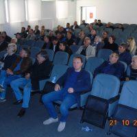 """Во организација на """"ЕКО КАМ МЕД"""" се одржа предавање за пчеларите од општина Македонска Каменица"""