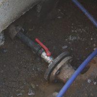 Сменети се последните метри азбестни цевки од водоводната мрежа во Македонска Каменица