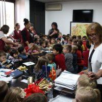 """Општина Македонска Каменица денес беше домаќин на дечињата од детската градинка """"Бамби"""""""