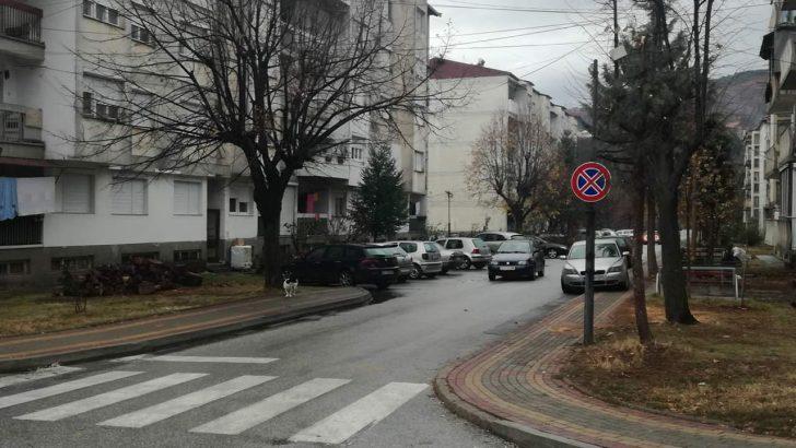 Нова вертикална сообраќајна сигнализација на фрекфентните улици во градот