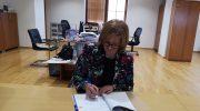 Потпишан Договорот за грант за набавка на возило за потребите на ЈП Камена Река