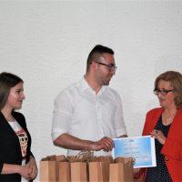 Свечено доделување награди на победниците од Конкурсот за идејно решение на Паркот на млади