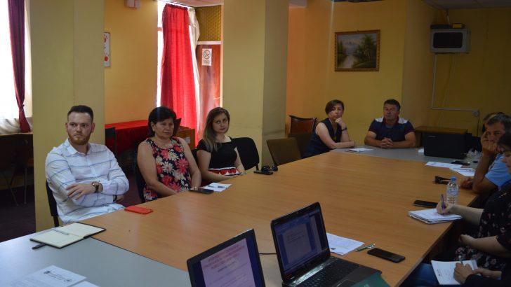 Работни состаноци за изработка на ЛЕР и ЛЕАП на општина Македонска Каменица