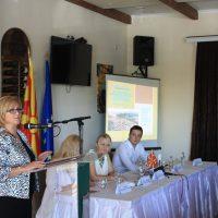 """Градоначалничката Стаменкова го отовори """"Бизнис форумот со стопнаственици и иселеници за искористување на потенцијалите на Македонска Каменица"""""""