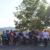 """Успешно спроведена екоакцијата """"За почиста Македонска Каменица"""""""