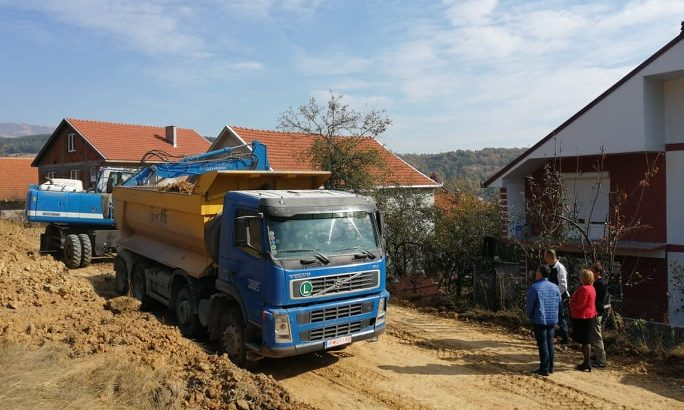 """Започна изградбата на улица """"Даме Груев"""""""