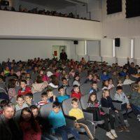 Богат репертоар на филмови за деца и младиници во Домот на култура во Македонска Каменица
