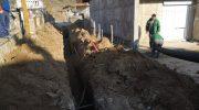 Започнаа градежните активности предвидени со Договорот за бетонски работи и партерно уредување на површини во Македонска Каменица