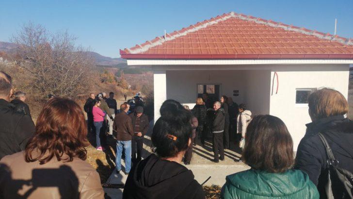 Пуштен во употреба објектот за потребите на месната заедница во Стара Каменица