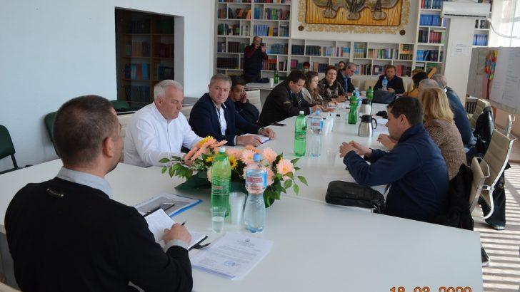 Заклучоци од Регионалниот кризен штаб за општините Македонска Каменица и Делчево