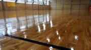 Спортската сала во Македонска Каменица добива нов и модерен лик