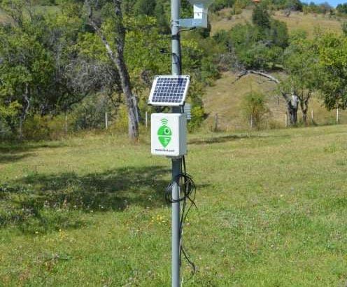 Поставена првата агрометеоролошка станица во општина Македонска Каменица