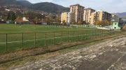 ЈАВЕН ОГЛАС за изведба на Бетонски работи, партерно уредување и реконструкција на трибини од Градски стадион во Македонска Каменица